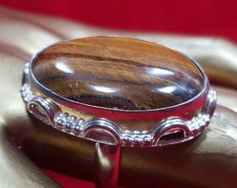 Sterling Silver Rings.Tiger Eyes Rings.Handmade Rings.Engagement Rings.Bridal Sets Wedding Rings.Statement Rings.Solitaire Rings.R1-R10