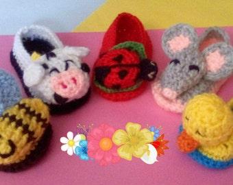 Amigurumi mouse Etsy