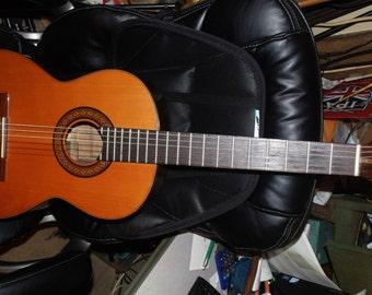 vintage yairi 1970 classical guitar handmade japan