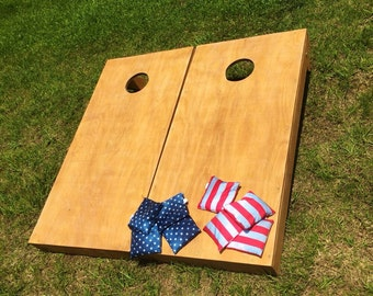 Cornhole Boards (direct message me for custom finishes)