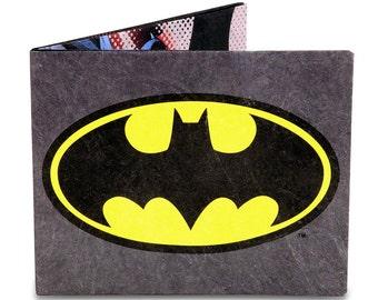 Batman Logo Tyvek Wallet