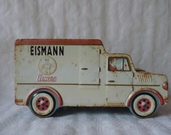 Eismann Biscuit Tin