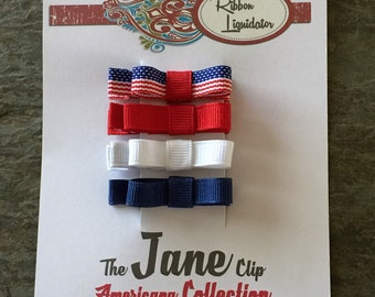 The Jane Clips - Americana Collection