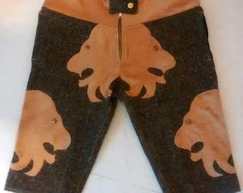 Lion Head shorts