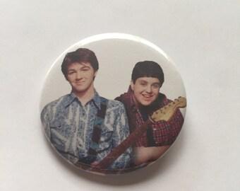 Drake and Josh Pinback Button