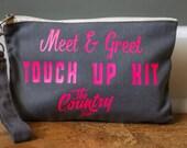 Pink and Gray Meet & Gree...
