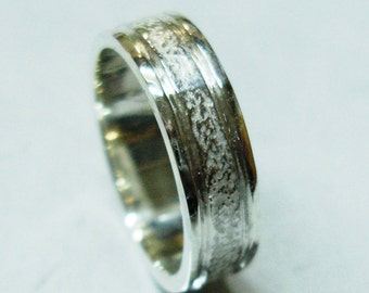 Wedding ring of Silver's Bill, A-07 alliances, rings of marriage.