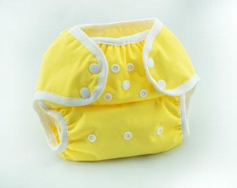 Nelpe Diaper Cover; Size 2