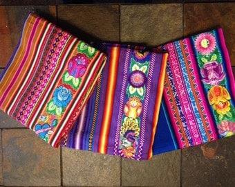 Modern Style Peruvian Textile (Mestana)