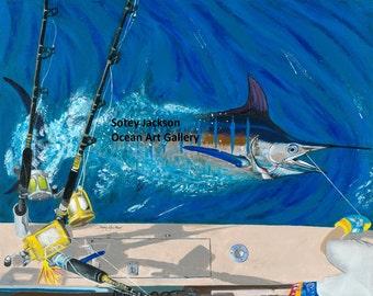 Blue Marlin Wired