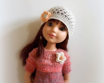 Sweater and hat for MGA Best friends club Ink doll