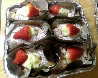 Japanese Hokkaido Sponge Cake