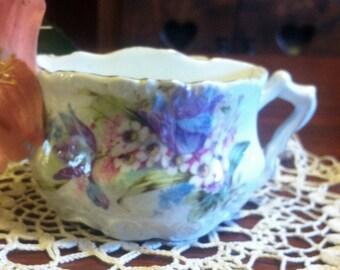 Vintage Porcelain Ladies Floral shaving mug, Home and Living, Shaving Mugs, Porcelain mugs, Ladies Collectibles, Home Decor,