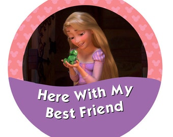 Here With My Best Friend – Tangled