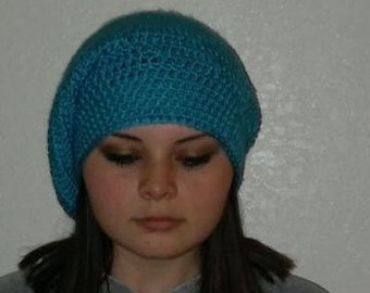 Beret slouchy beanie