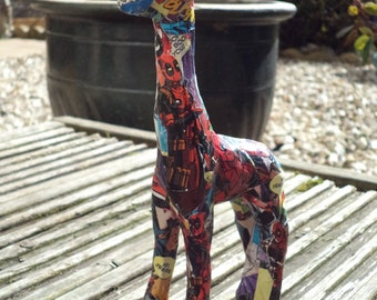 Deadpool Decoupage Animal - Giraffe