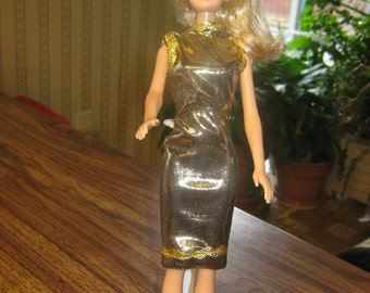 Barbie Evening Gown with Stole