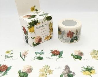 Botanical Washi Tape