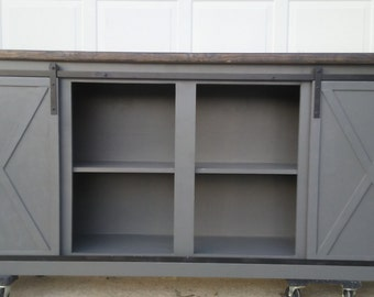 custom Entertainment Center, Media  Center, Console Table,  Buffet,  Entry Table,  Credenza  *ON SALE  10% OFF*