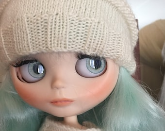 Slouchy Beanie Hat for Blythe