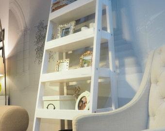 Ladder lookalike Shelves 62x210cm size. 100% handmade.