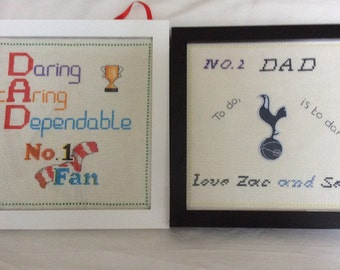 Fathers Day frames