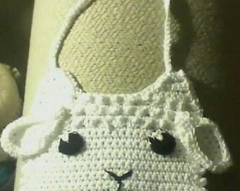 Cotton Baby Bibb (my little lamb)