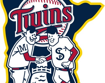 Minnesota Twins Decal/Sticker