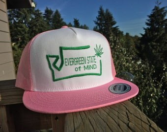 Evergreen State of Mind Hat
