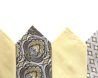 Custom Made Pocket Squares