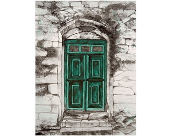 Door 3 - Limited Edition Print