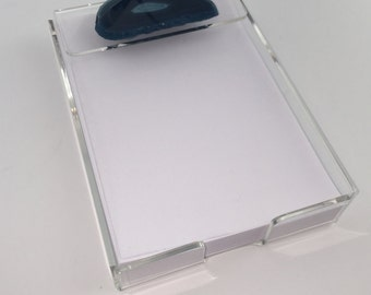 Agate Notepad