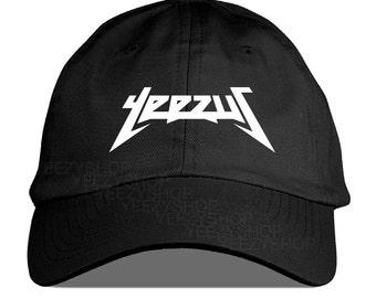 Yeezus Tour Baseball Cap Kanye West Hat
