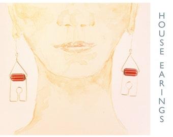 House Earings