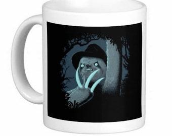 Sloth Freddy Krueger Mug