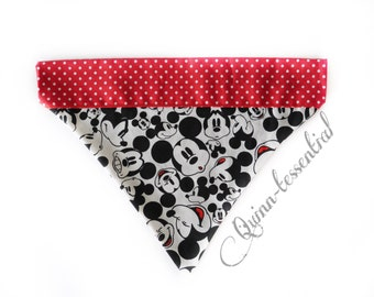 Mickey Mouse and Polka dots