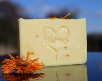 Calendula natural soap