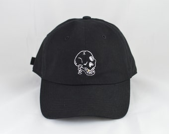DIE TRYIN' dad hat by Joywavve Apparel