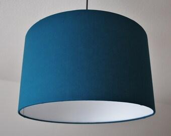 """Lamp shade """"Petrol"""""""