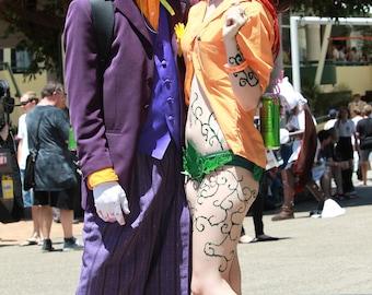 Comics style Joker Costume(no jacket)