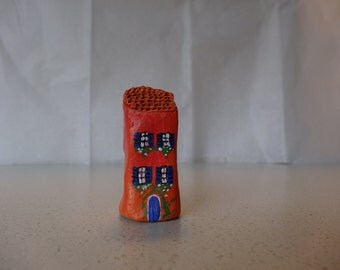 Little Ceramic Townhouses