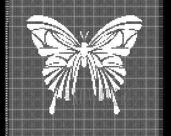 "Fillet template ""Butterfly"""