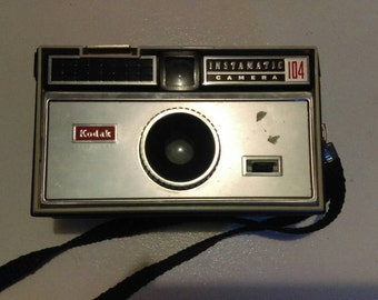 Kodak Instamatic Camera 104
