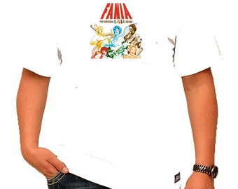Fania All Stars Original Salsa Sound Puerto Rican T-Shirt