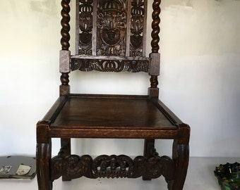 Religious Dining Chair