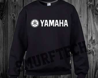 YAMAHA Crewneck Sweater - Multiple Color Choices