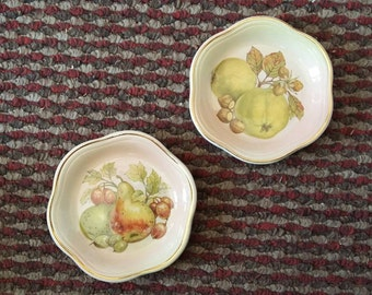 Royal worcester. Palissy Fruits.
