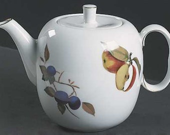 Royal Worcester  Teapot.