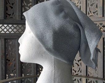 Shimmer Tube Under scarf