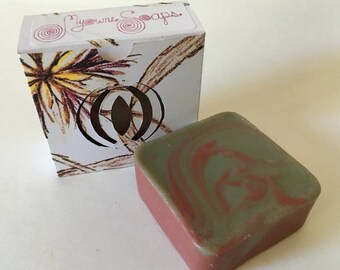 Sea and Rose Clay Soap
